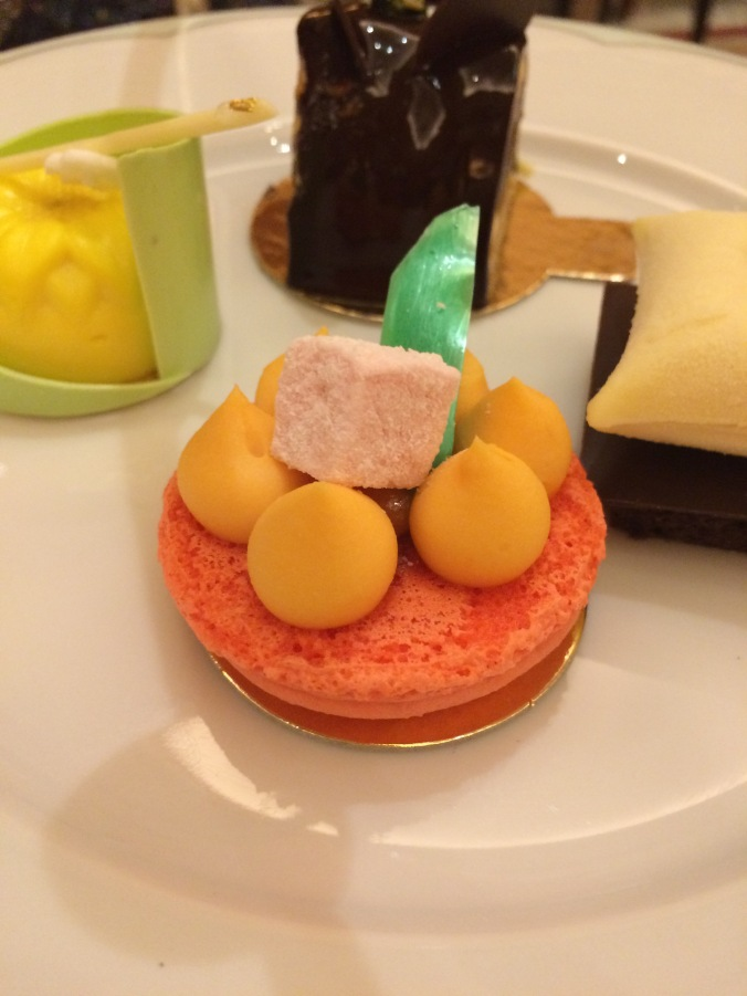 Blonde In Grey - Afternoon Tea at the Dorchester (12)