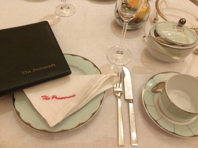 Blonde In Grey - Afternoon Tea at the Dorchester (4)