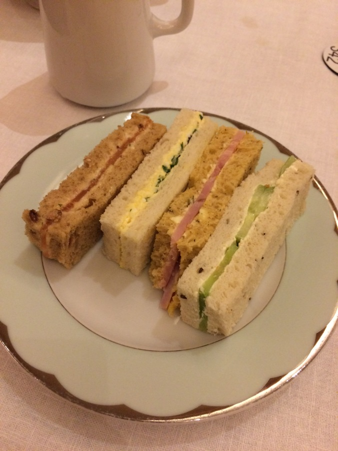 Blonde In Grey - Afternoon Tea at the Dorchester (5)