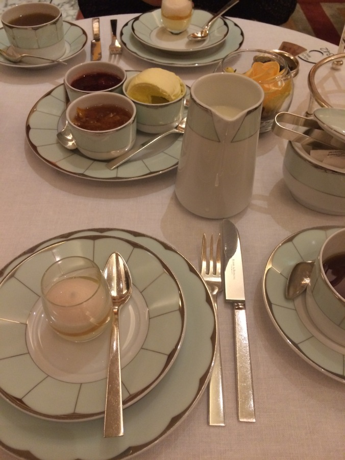 Blonde In Grey - Afternoon Tea at the Dorchester (7)