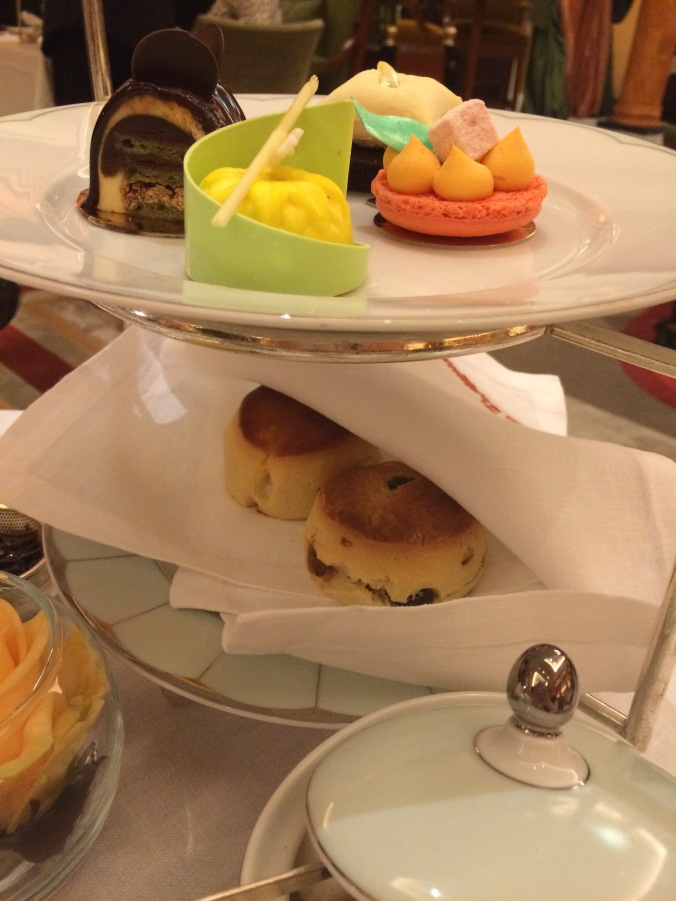 Blonde In Grey - Afternoon Tea at the Dorchester (9)