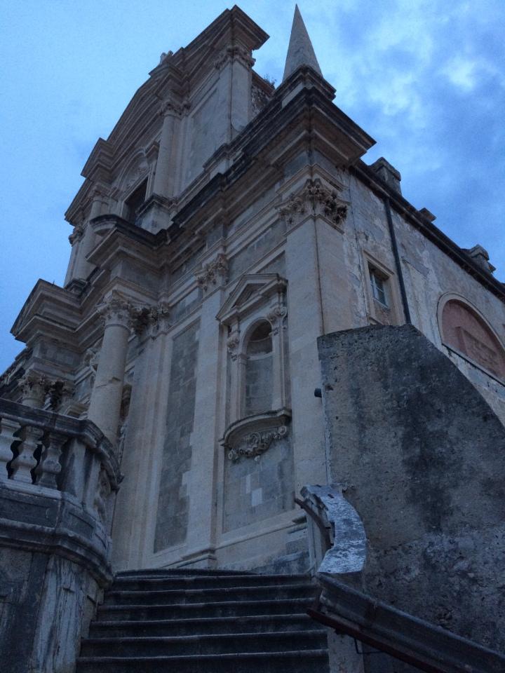 Blonde in Grey - Dubrovnik Part One (11)