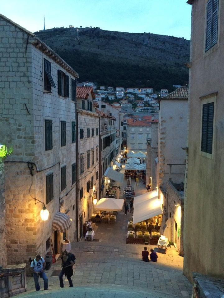 Blonde in Grey - Dubrovnik Part One (12)