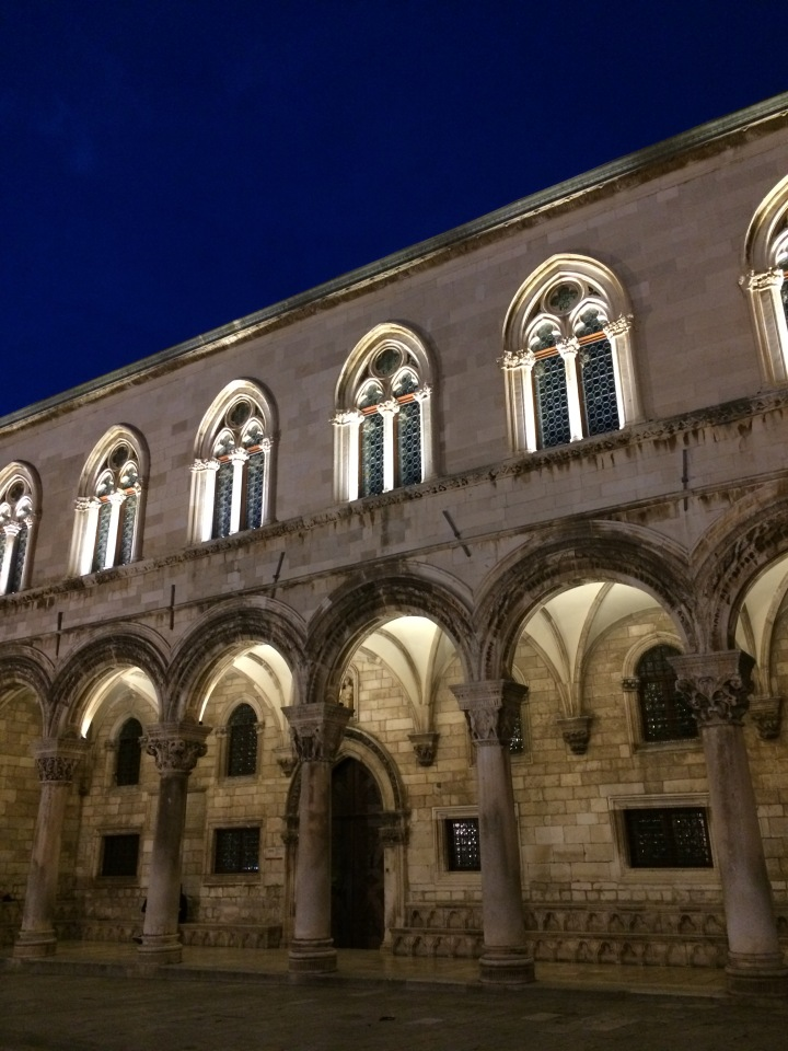 Blonde in Grey - Dubrovnik Part One (14)