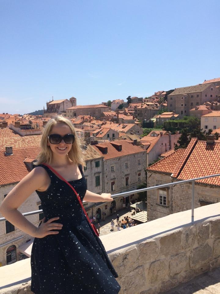 Blonde in Grey - Dubrovnik Part One (17)