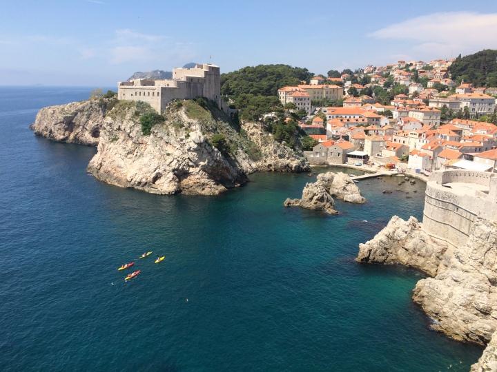 Blonde in Grey - Dubrovnik Part One (25)