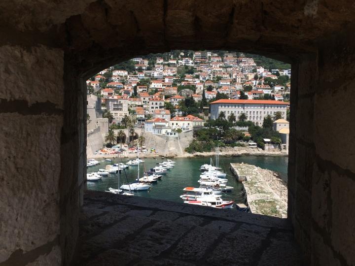 Blonde in Grey - Dubrovnik Part One (3)