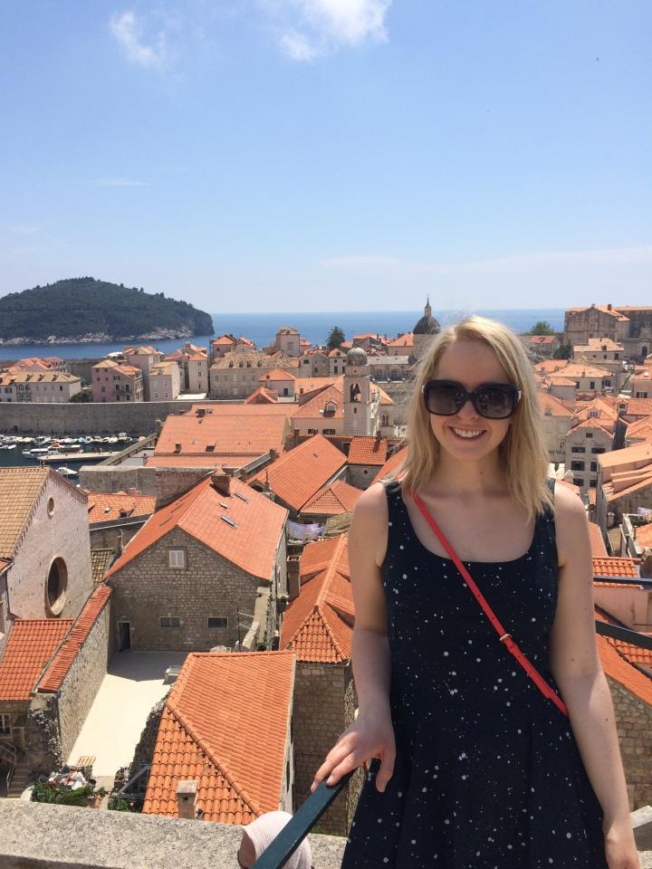 Blonde in Grey - Dubrovnik Part One (5)