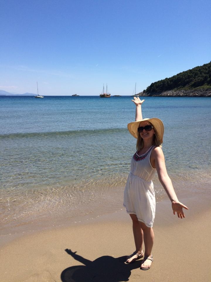 Blonde in Grey - Island Hopping in Dubrovnik (10)