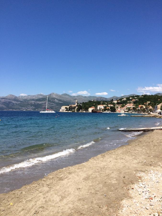 Blonde in Grey - Island Hopping in Dubrovnik (11)