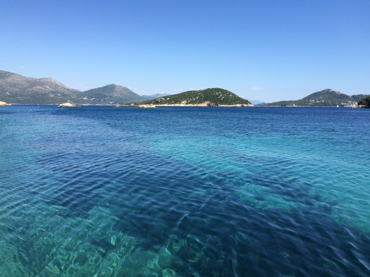 Blonde in Grey - Island Hopping in Dubrovnik (12)