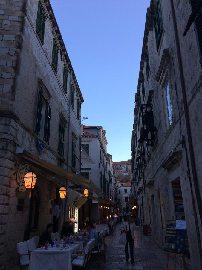 Blonde in Grey - Island Hopping in Dubrovnik (15)