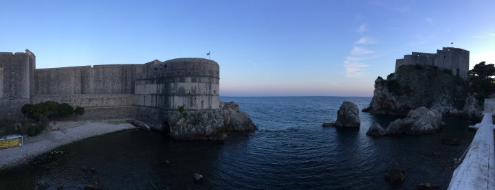 Blonde in Grey - Island Hopping in Dubrovnik (16)