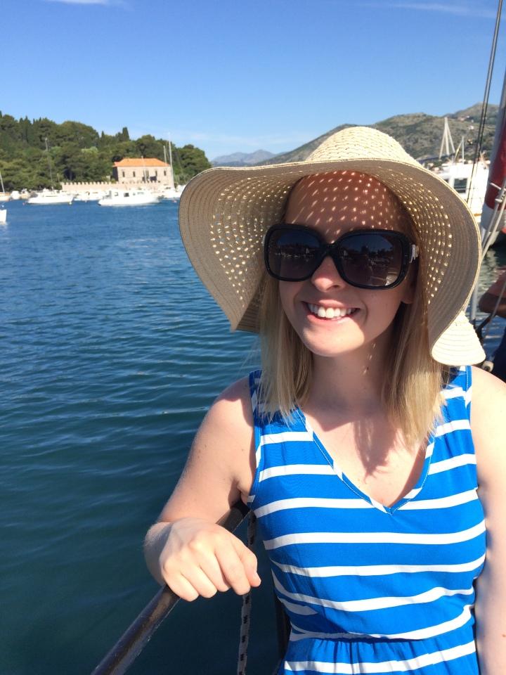 Blonde in Grey - Island Hopping in Dubrovnik (3)