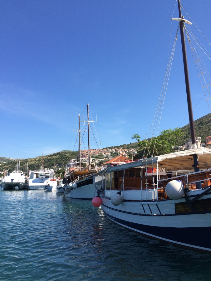 Blonde in Grey - Island Hopping in Dubrovnik (4)