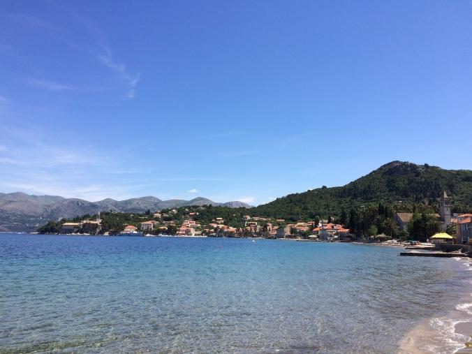 Blonde in Grey - Island Hopping in Dubrovnik (6)