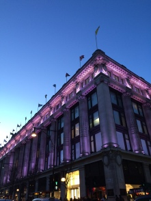 Selfridges, Mayfair
