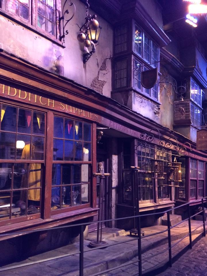 Hogwarts Hangouts - Blonde in Grey (29)