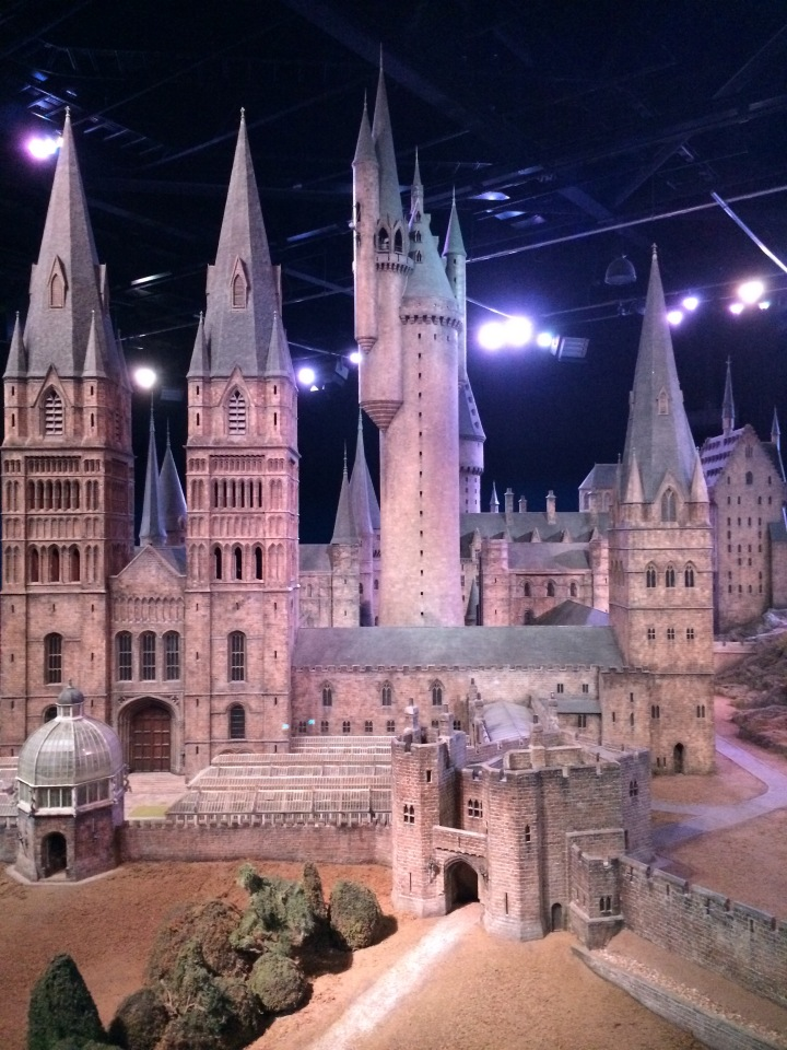 Hogwarts Hangouts - Blonde in Grey (31)