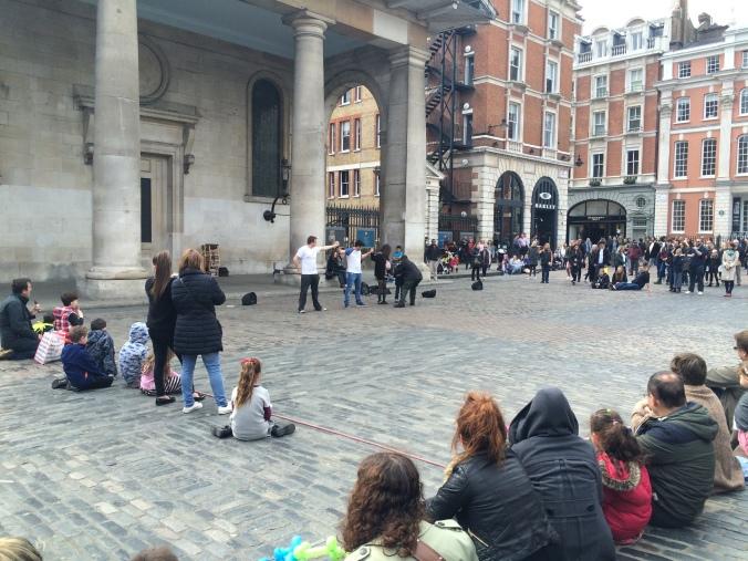 Blonde in Grey - Covent Garden (11)