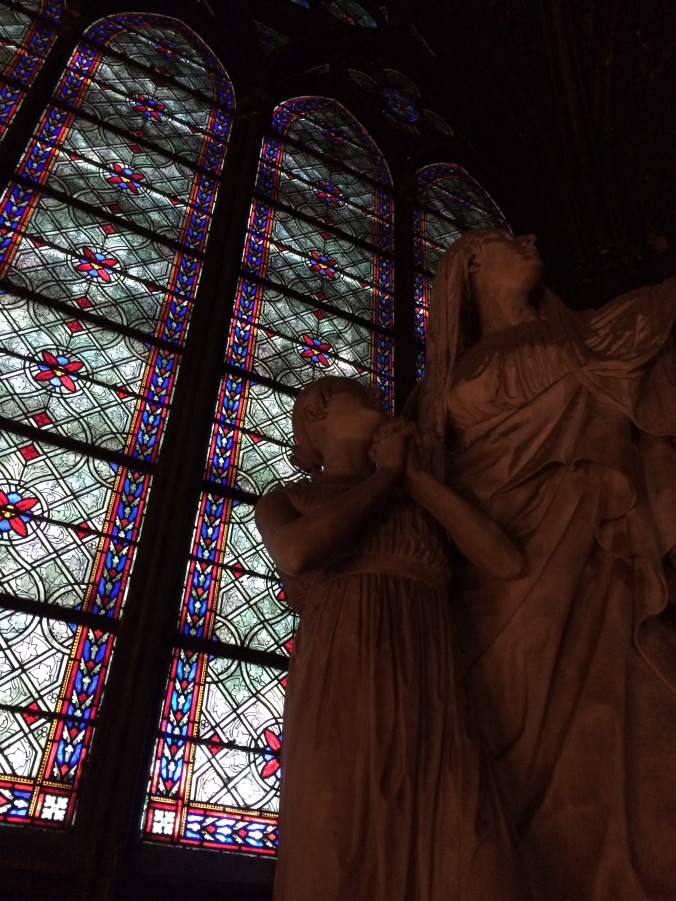 Blonde in Grey - Notes From Notre Dame (12)