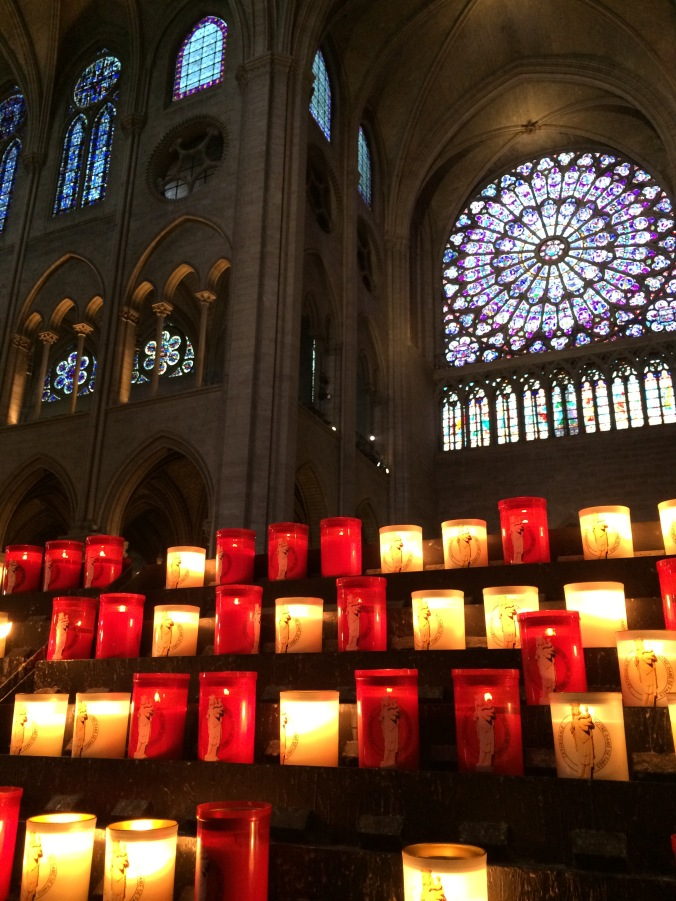 Blonde in Grey - Notes From Notre Dame (13)
