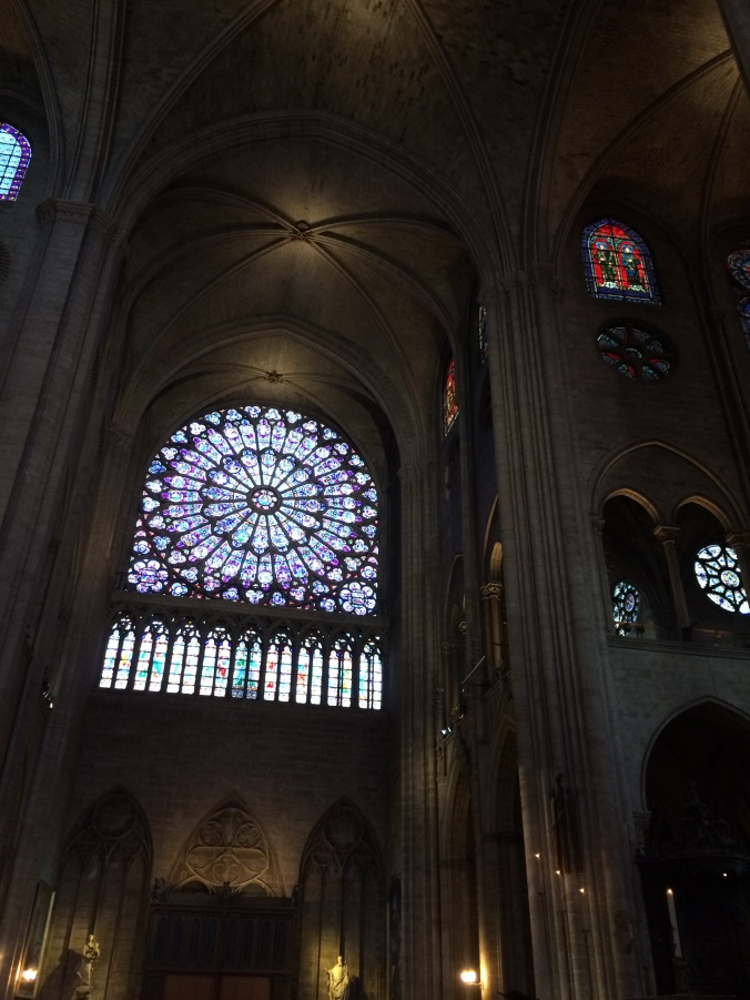 Blonde in Grey - Notes From Notre Dame (14)