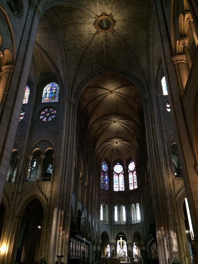 Blonde in Grey - Notes From Notre Dame (17)