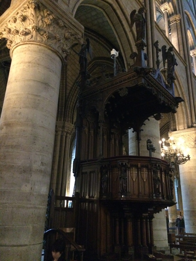 Blonde in Grey - Notes From Notre Dame (18)