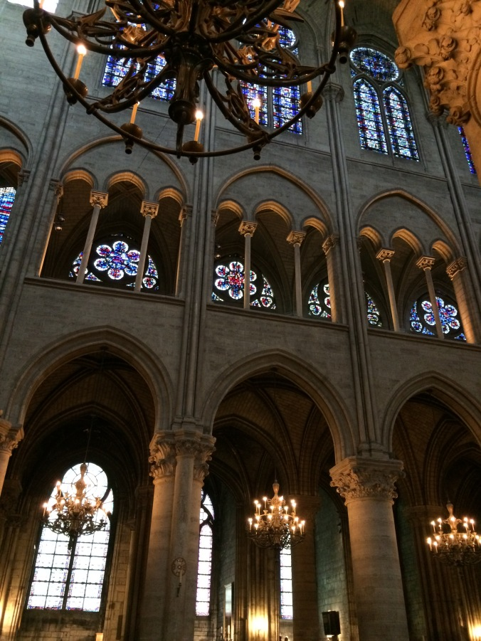 Blonde in Grey - Notes From Notre Dame (20)