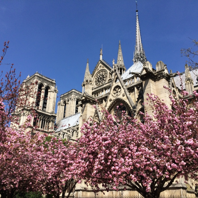 Blonde in Grey - Notes From Notre Dame (28)