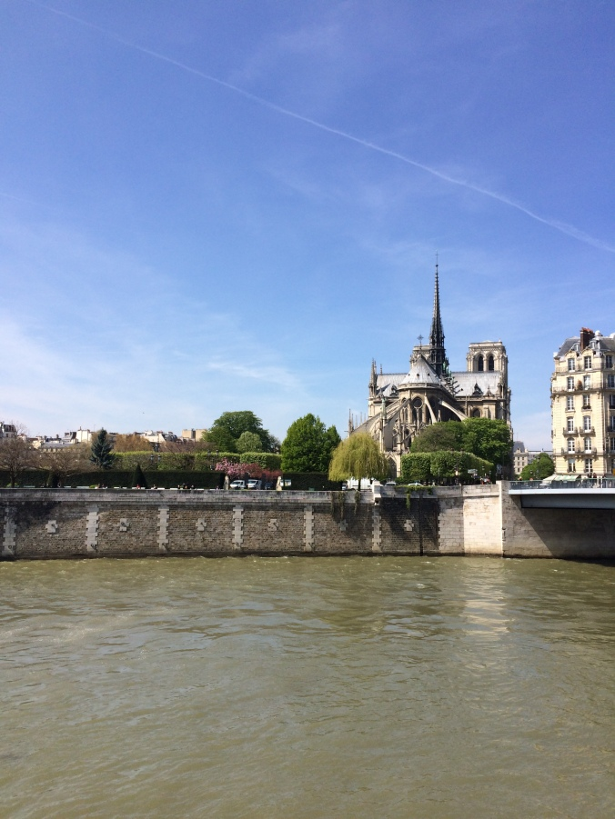 Blonde in Grey - Notes From Notre Dame (35)
