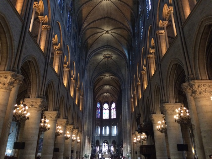 Blonde in Grey - Notes From Notre Dame (4)