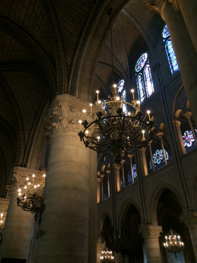 Blonde in Grey - Notes From Notre Dame (5)