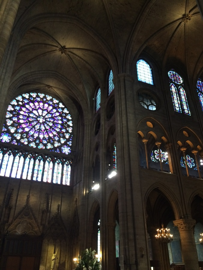 Blonde in Grey - Notes From Notre Dame (8)