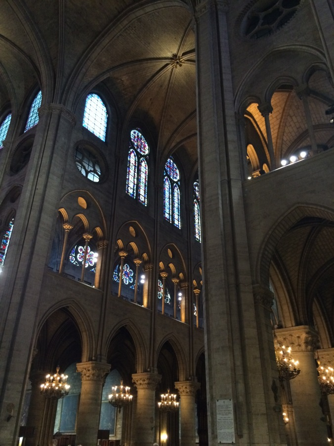 Blonde in Grey - Notes From Notre Dame (9)