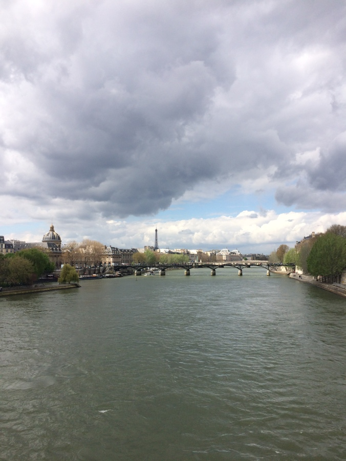 Blonde in Grey - Parisian Wanderings (13)