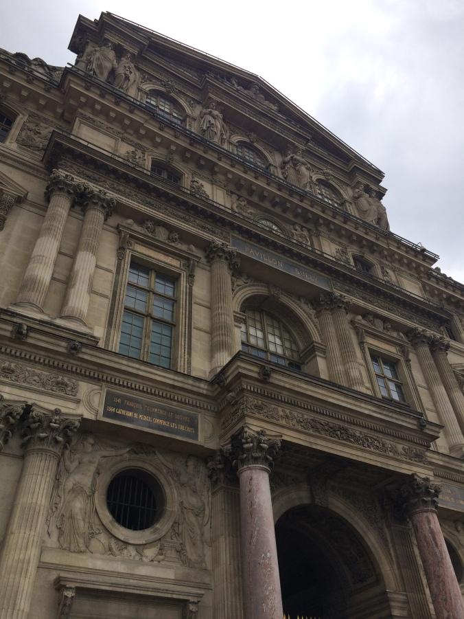 Blonde in Grey - Parisian Wanderings (17)
