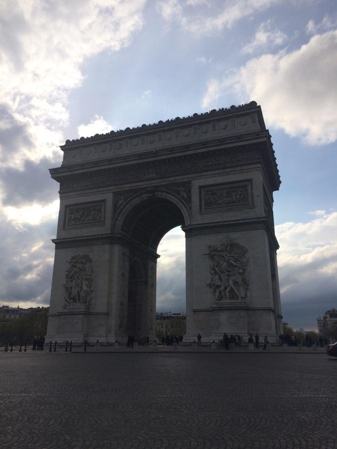 Blonde in Grey - Parisian Wanderings (48)