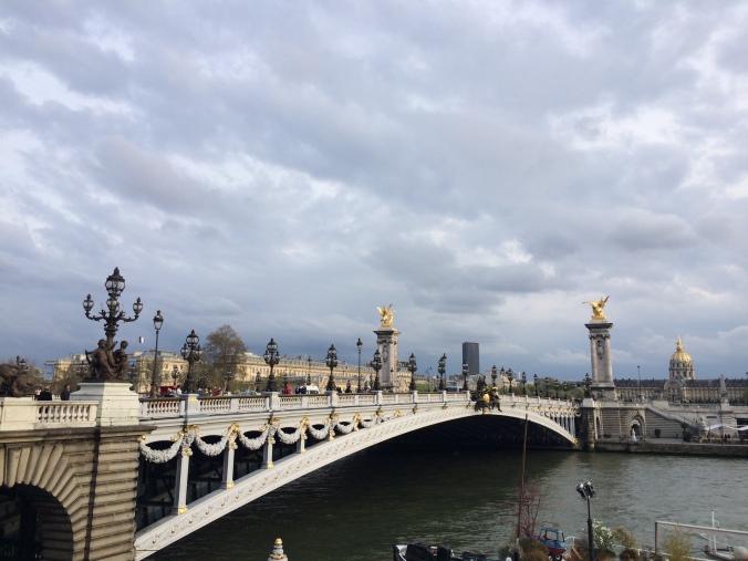 Blonde in Grey - Parisian Wanderings (54)