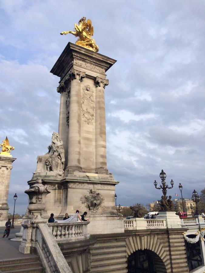 Blonde in Grey - Parisian Wanderings (55)