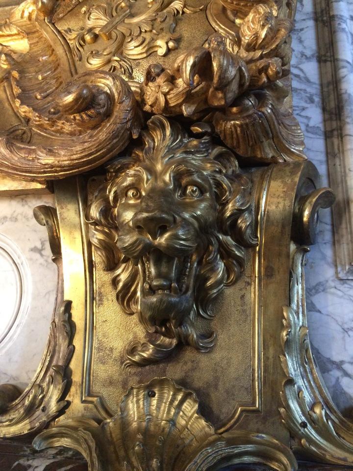 Blonde in Grey - Versailles Part One (10)