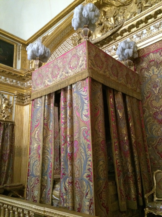 Blonde in Grey - Versailles Part One (19)