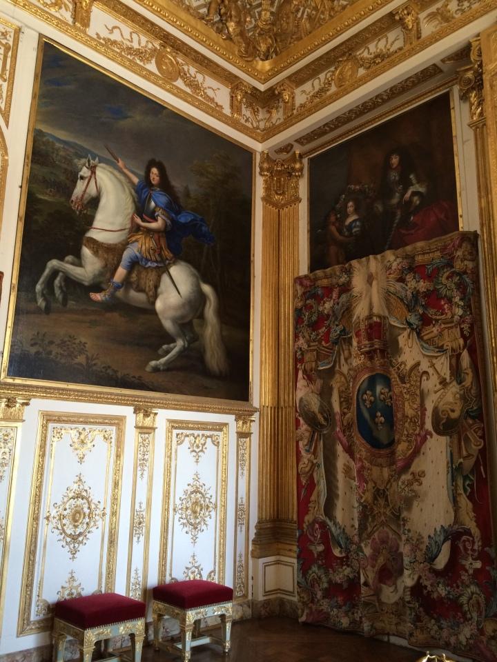 Blonde in Grey - Versailles Part One (20)