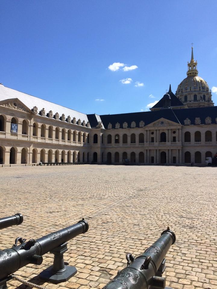 Blonde in Grey - Visiting Napoleon (29)