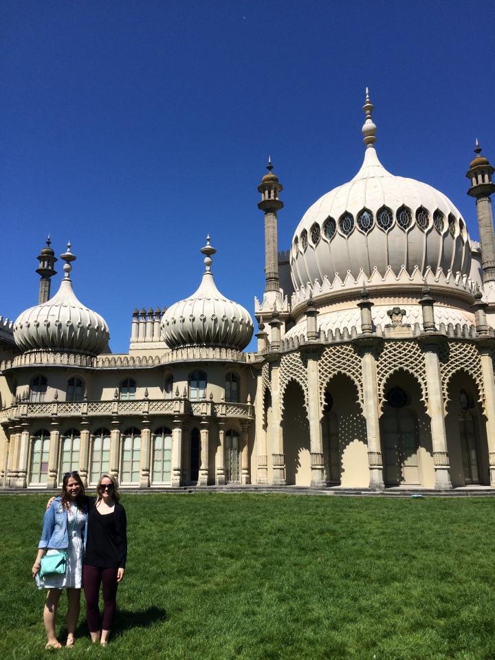Blonde in Grey - Brighton (10)
