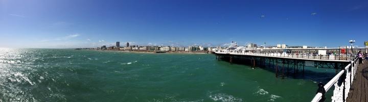 Blonde in Grey - Brighton (26)