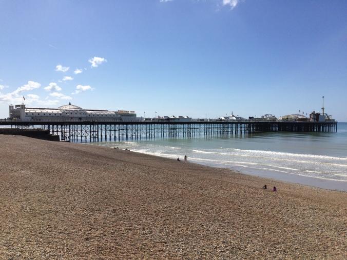 Blonde in Grey - Brighton (33)