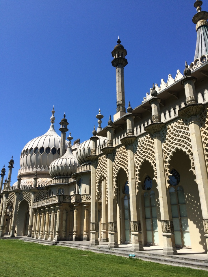 Blonde in Grey - Brighton (8)