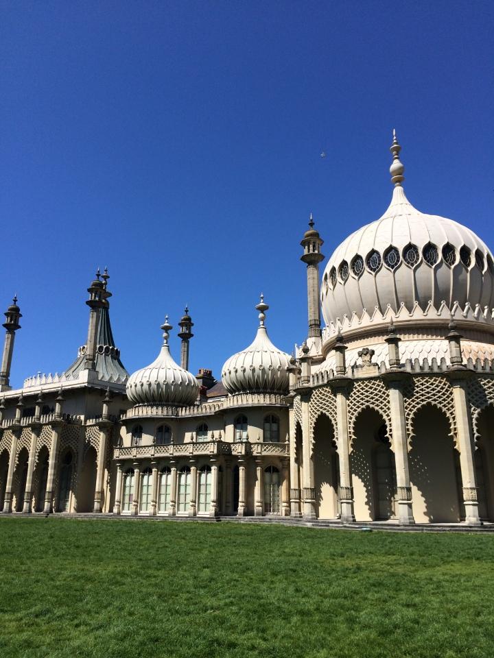 Blonde in Grey - Brighton (9)